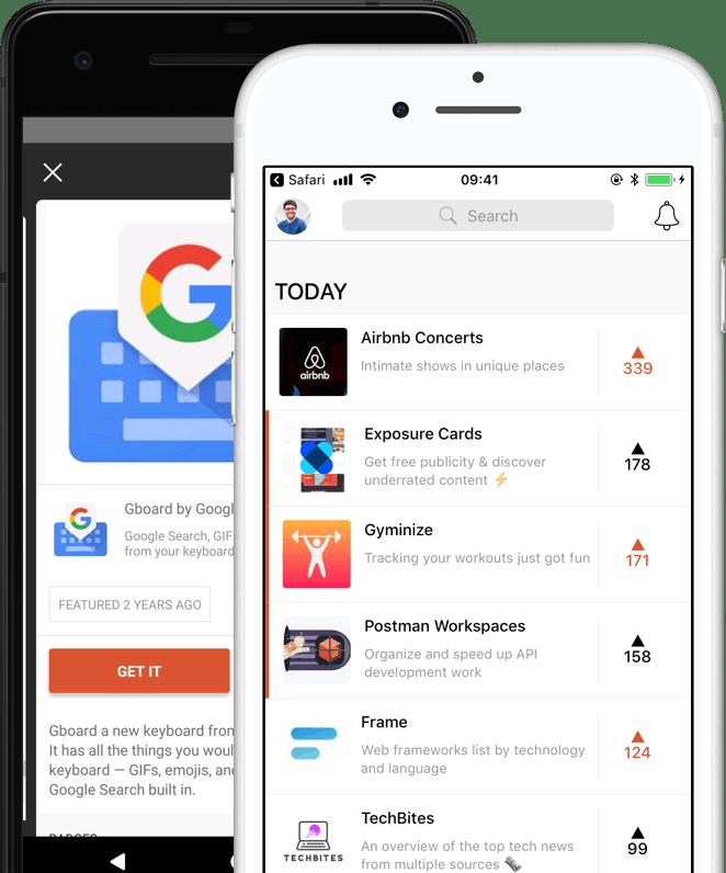 Mobile App | Product Hunt