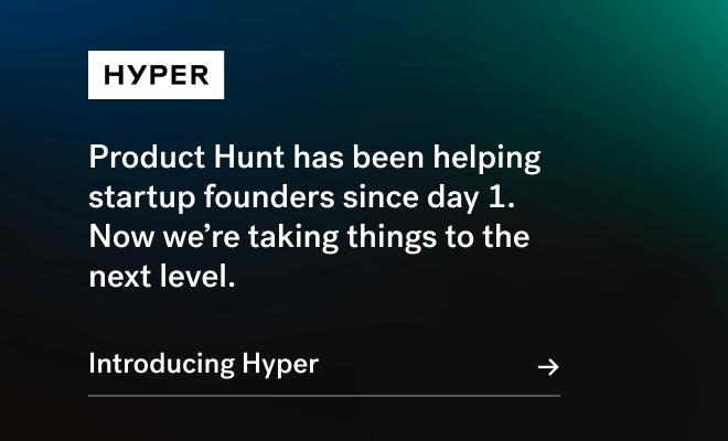 Hyper launch